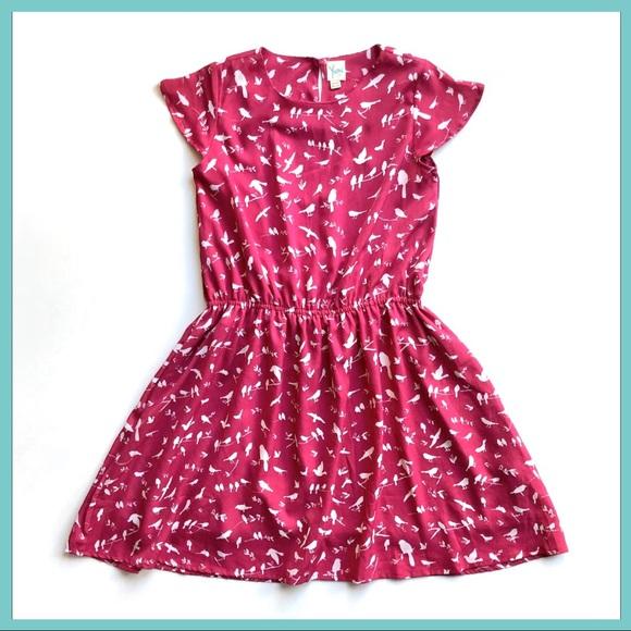 Anthropologie Other - YUMI Girl UK Dress Magenta New Anthropologie